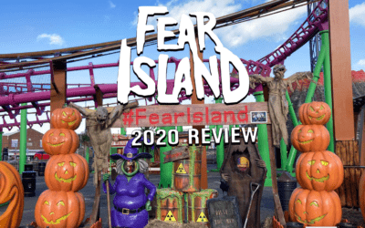 Fantasy Island IV Halloween Review 2020