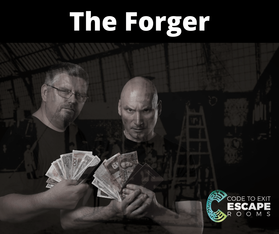 The Forger by Code To Exit Review