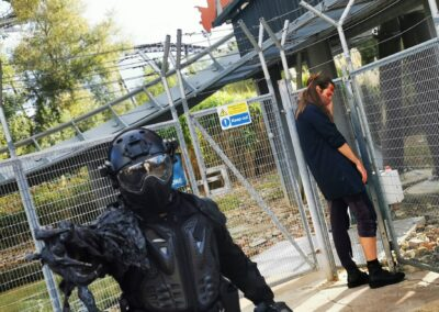 Thorpe Park Fright Nights Review