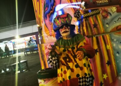 Fairground Frights at Great Yarmouth Pleasure Beach Review