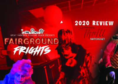 Fairground Frights at Great Yarmouth Review