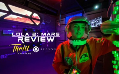 Lola 2 Mars Virtual Escape Room Review