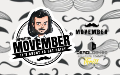 The Movember Virtual Moscape Room by Deadlocked Online Review