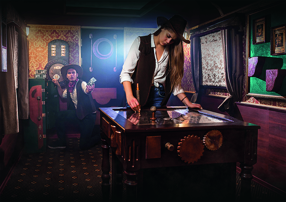 The Steampunk Express by Escape Room Adventures Review